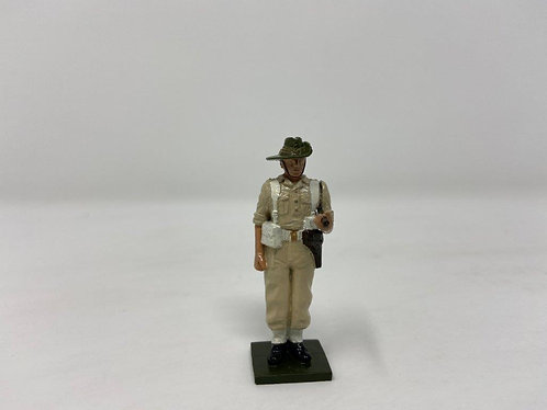 Fig 137 - Australian Officer