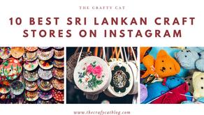 10 Best Sri Lankan Craft Stores On Instagram
