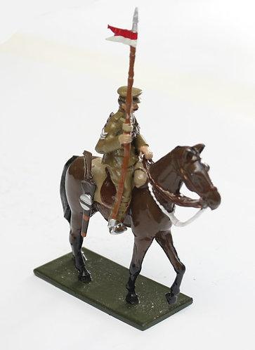 Set 59, WW1 Mounted Lancers.