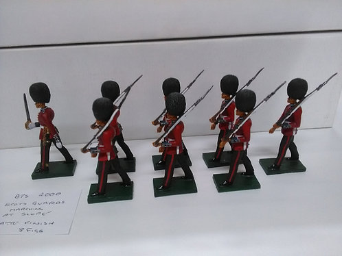 Special Offer - Scots Guards Marching at Slope