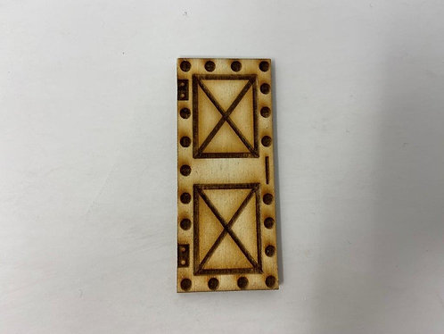 BYA13 - Armour Plate Door