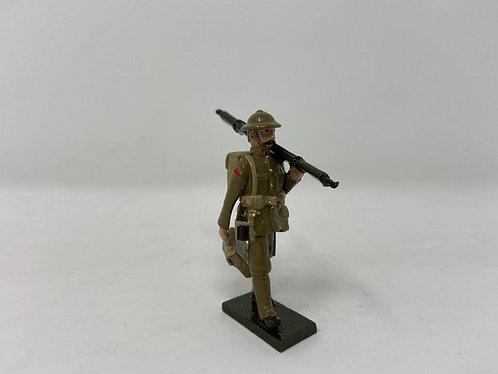 Fig 83 - WWI Stretcher Bearer