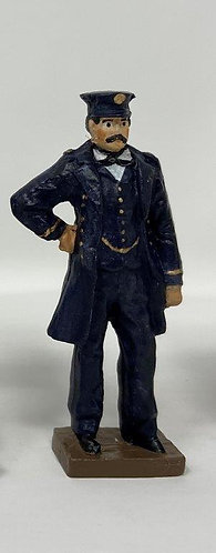 Fig 241d - Captain, Individual Naval Figure, Mid-late 1800s