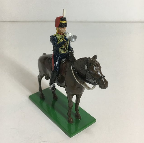 Fig 171 - Kings Troop RHA mounted Bugler £35.00