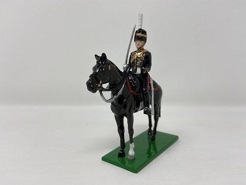 Fig 37, Kings Troop RHA Mounted Officer