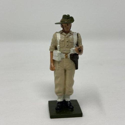 Fig 137 - Australian Officer
