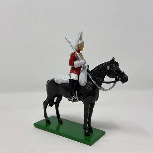 Fig 149 - Lifeguard Corporal, Mounted