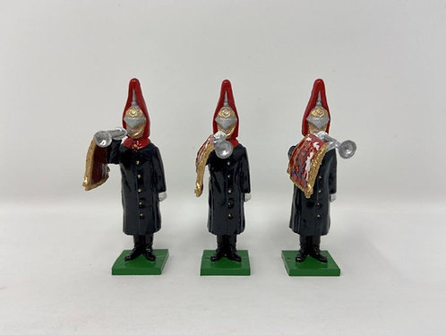 Set 141 - Blues and Royals Fanfare Trumpeters