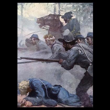 American Civil War Greeting Cards Set 3