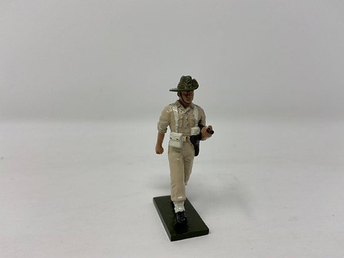 Fig 135 - Australian Officer at March