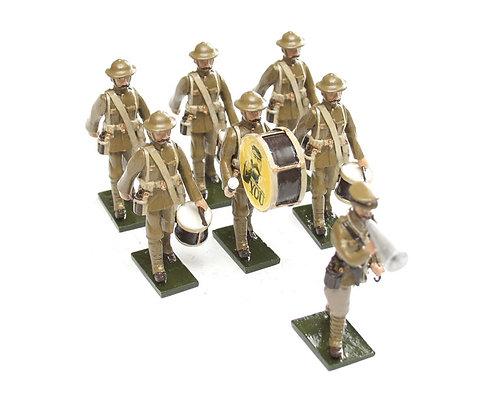 Set 119 - WWI Recruiting band