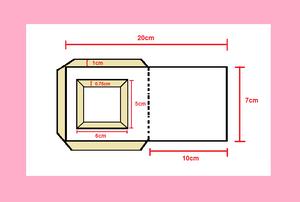 diy polaroid picture frame