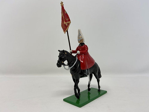 Set 64 - Lifeguards Guidon bearer mounted