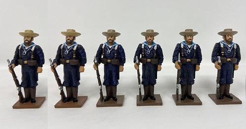 Set 240 - Naval Figures, mid-late 1800s