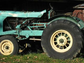 Traktormuseum  åbner  i  Nørre  Nissum
