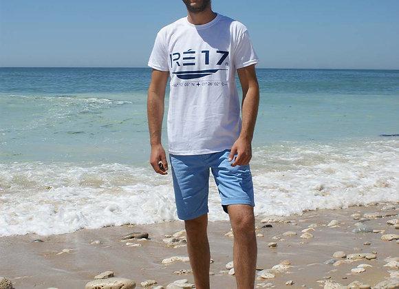"""Tee-shirt Ré 17 """"Coque"""""""