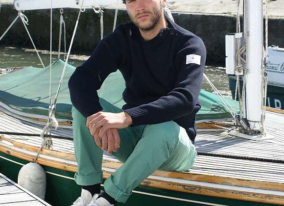 Le pull marin Compagnie Atlantique