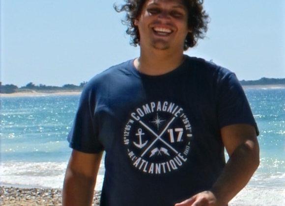 Tee-shirt Compagnie Atlantique