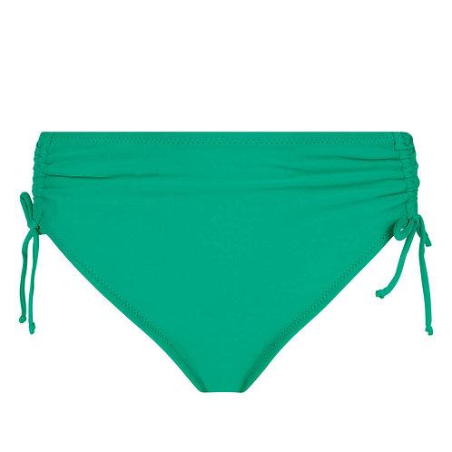 Bas de maillot de bain Slip coulissant La Chiquissima Mer jade   Antigel