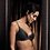 Thumbnail: Soutien-gorge push-up Charcoal Lace Perfection Bonnet A à E | Wacoal