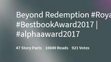 Beyond Redemption - Leserzahl schnellt auf über 10.000 hoch
