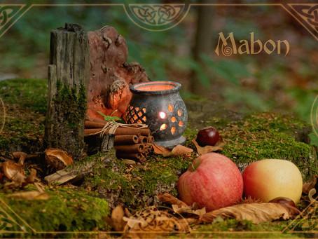 MABON ou la fête de l'équinoxe d'automne !