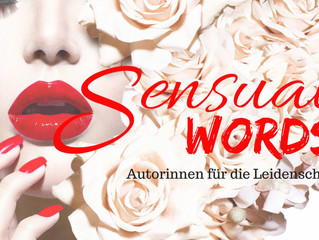Grace C. Node - Kooperation mit Sensual Words (Facebook-Seite)