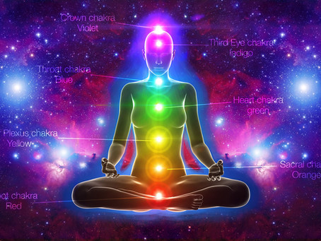 Les Chakras : significations, situations, troubles associés, les harmoniser ...