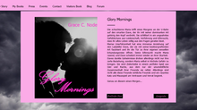 Leseprobe zu Glory Mornings