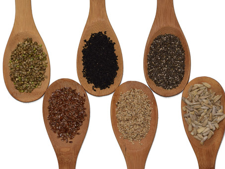 Céréales, Graines et Oléagineux, comment les rendre plus digestes et profiter de leur bienfaits !