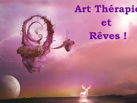 Art Thérapie et Message Existentiel des rêves !