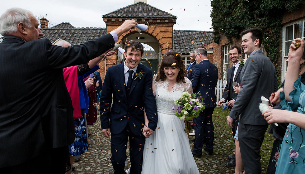 Mytton and Mermaid Wedding