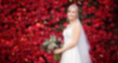 Autumnal Rowton Castle wedding