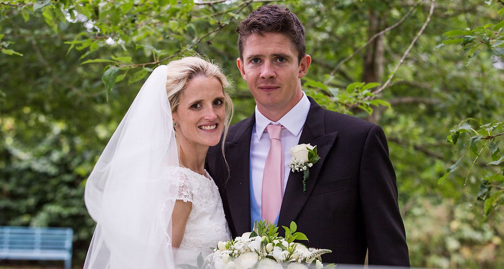 Marquee Wedding Shropshire