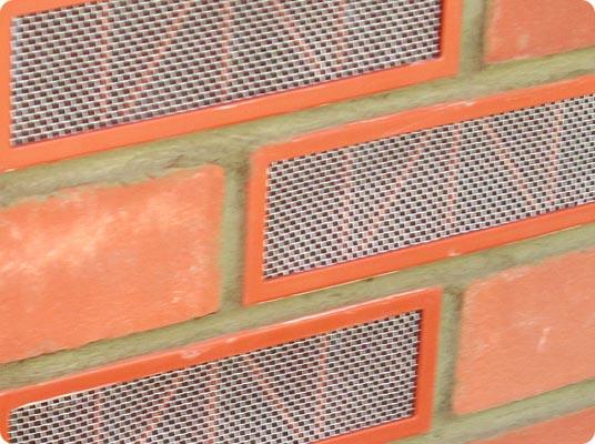 Air bricks/ventilation