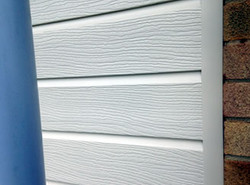 white deck cladding