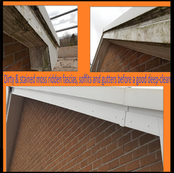 Fascia cleaning (2)