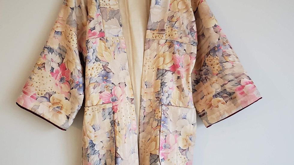 KIMONO Jacket Upcycled
