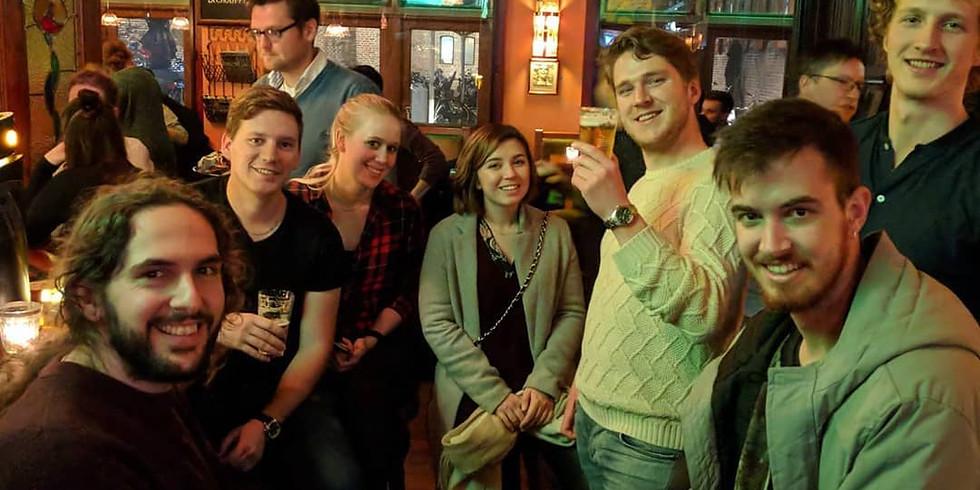Saturday Expat Drinks @ Het Beugeltje