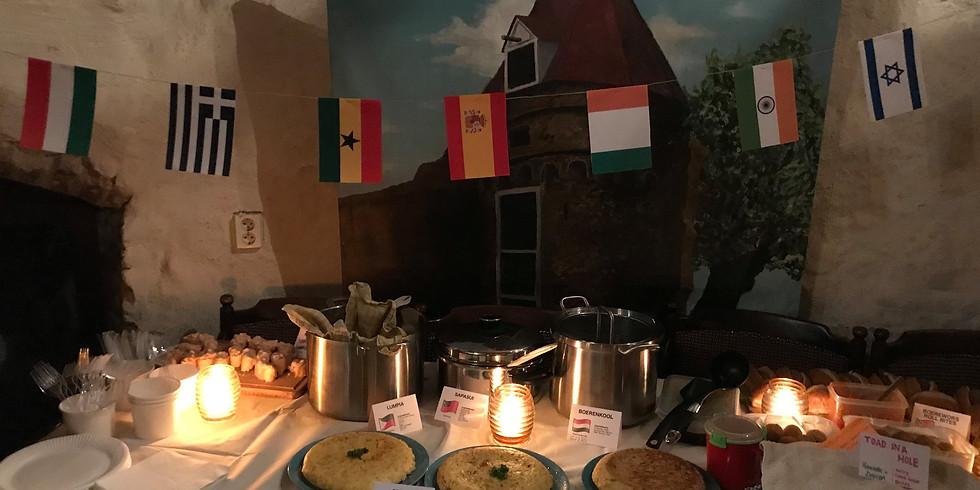 International Potluck Dinner