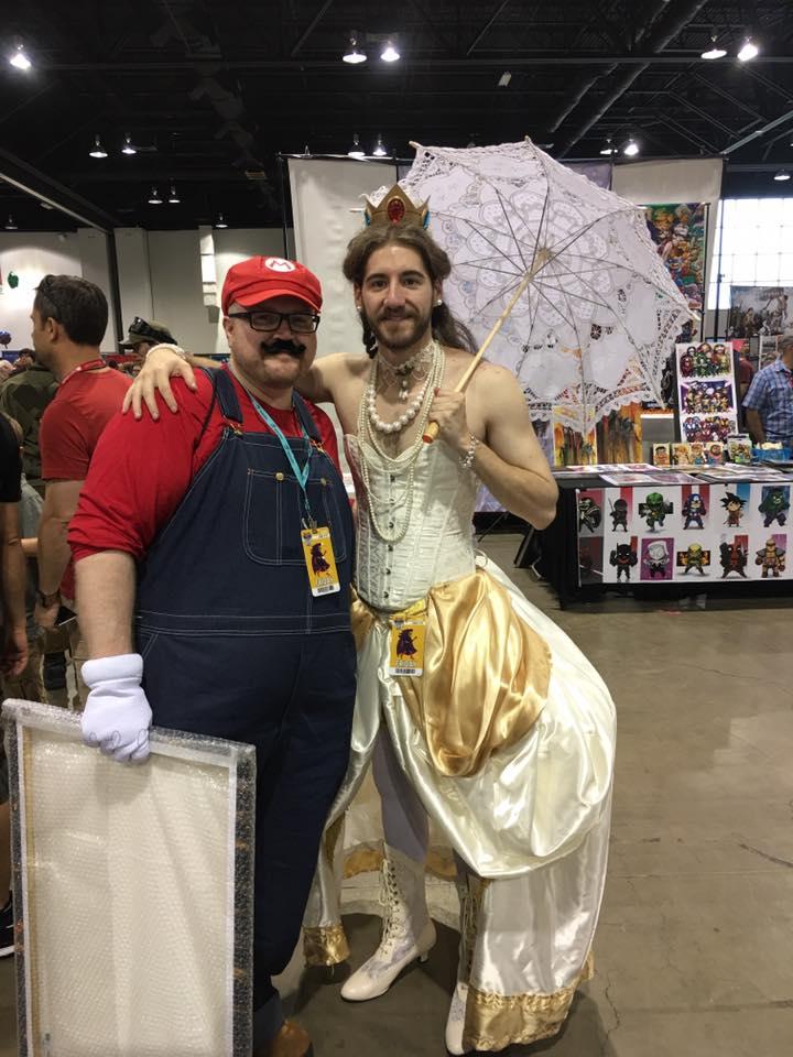 Mario & Princess