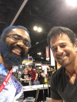 DCC with John Romita Jr.