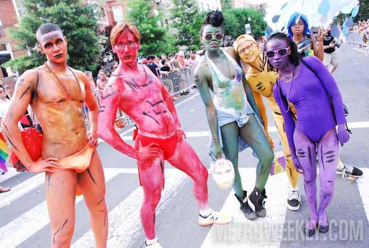 The Capitol Pride team