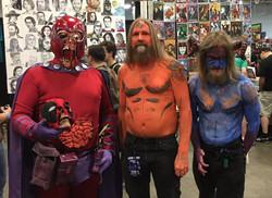 Zombie Magneto, Steve & Tommy