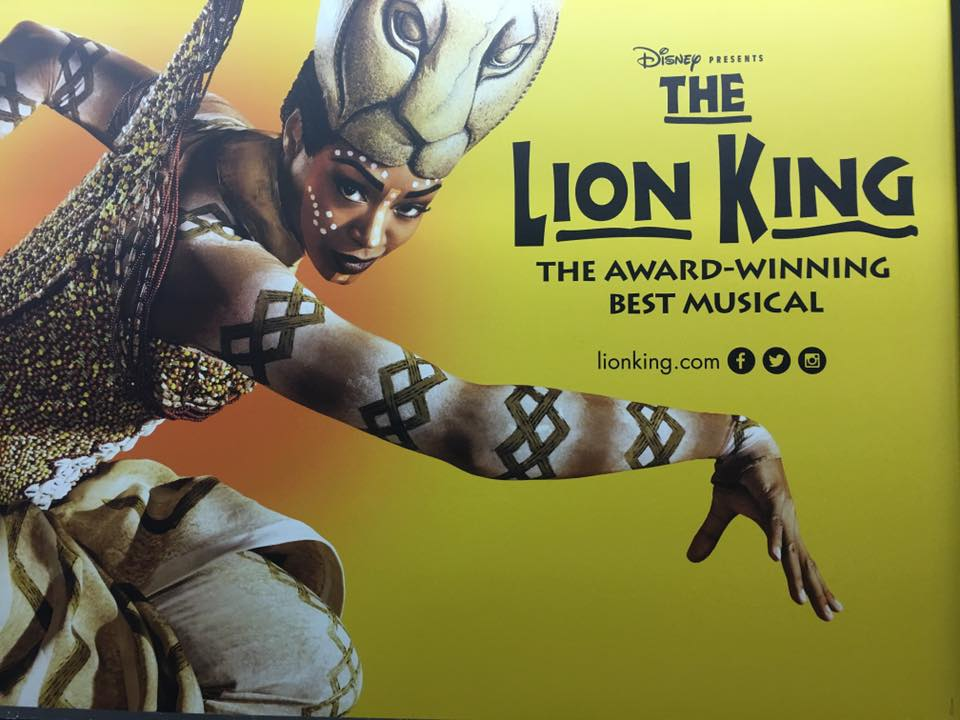 The Lion King Ad