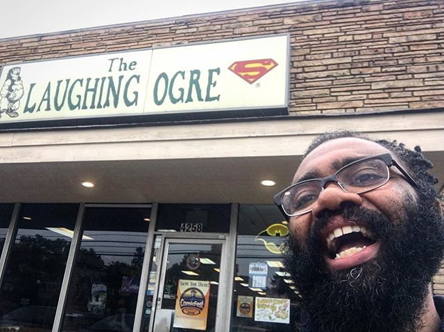 The Laughing Ogre-Columbus. OH