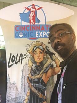 Cinci Comic Expo
