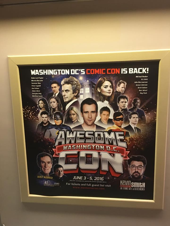 Awesome Con '16