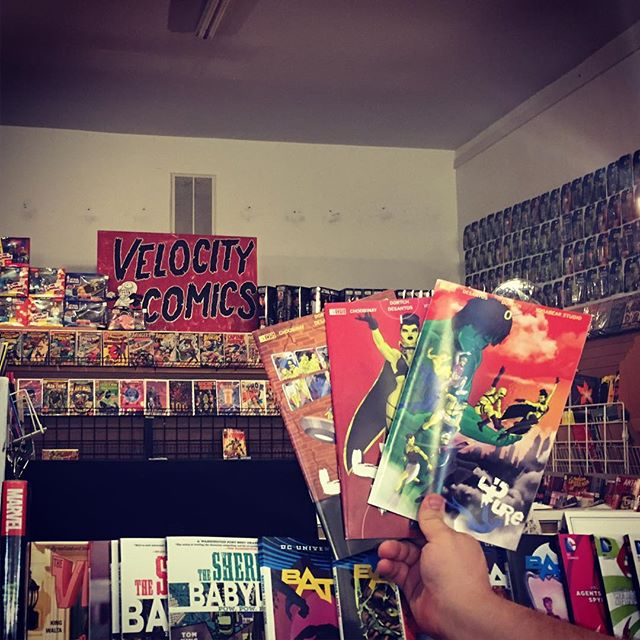 Velocity Comics-Richmond, OH