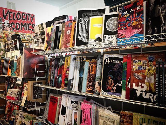 Velocity Comics-Richmond, OH